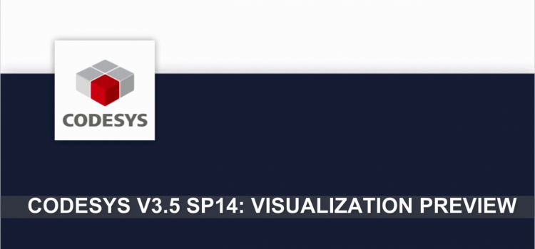 CODESYS V3.5 SP14: Visualization Preview